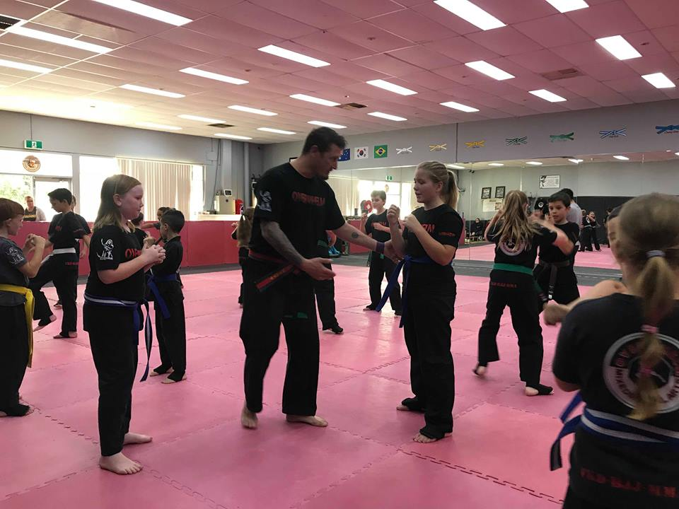 Overwhelm Mixed Martial Arts – TKD BJJ MMA Fitness – Kids and Adult